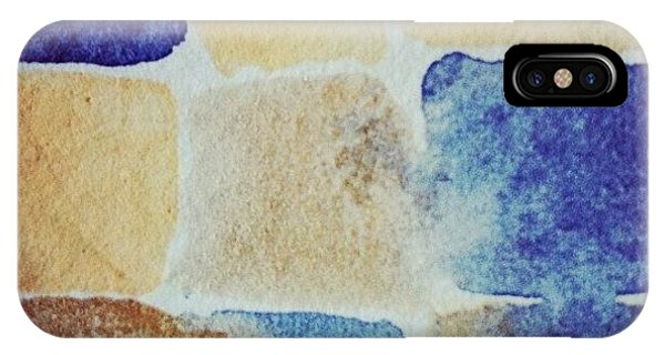 Watercolor iPhone Case - Watercolour  by Nic Squirrell