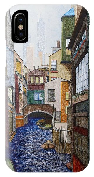 Watered World IPhone Case