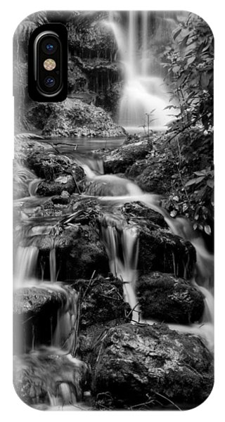 Waterfall At Rainbow Springs IPhone Case