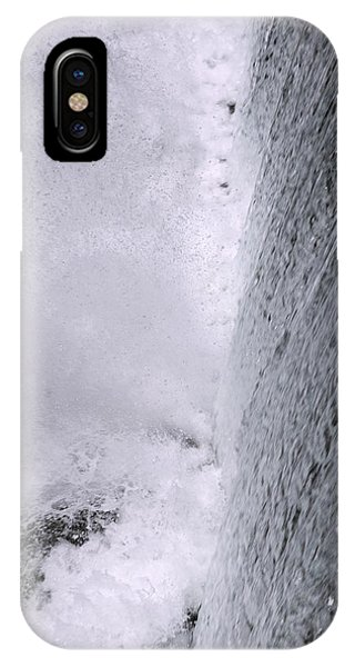 Waterfall Close-up IPhone Case