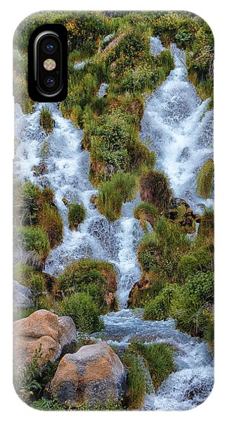 Waterfall Down IPhone Case