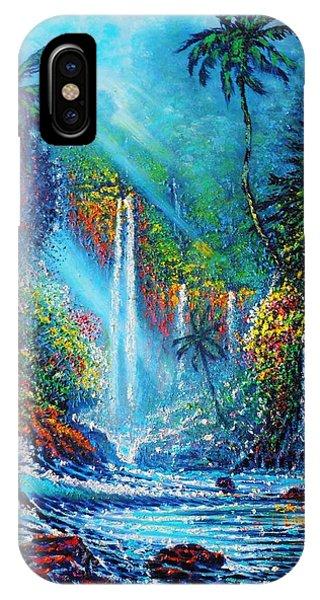 Waterfall IIi IPhone Case