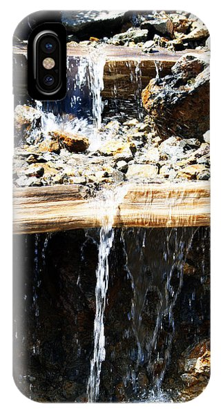 Waterfall Steps IPhone Case