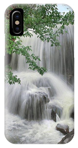 Waterfall Tanyard Creek Bella Vista IPhone Case