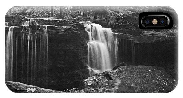 Waterfall Wat 255 IPhone Case