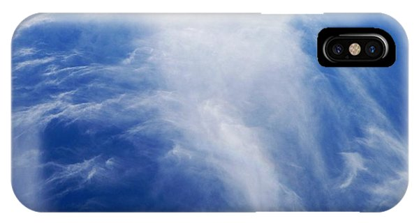 Waterfalls In The Sky IPhone Case