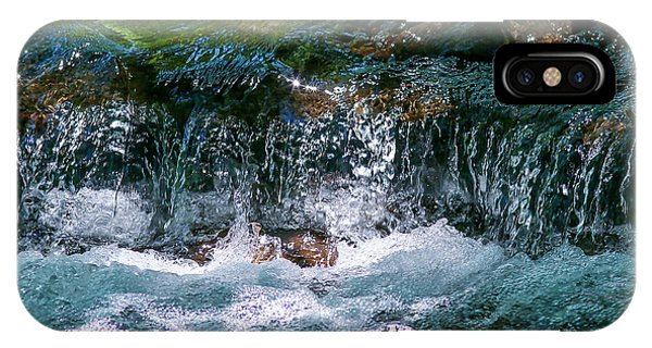 Waterflow IPhone Case