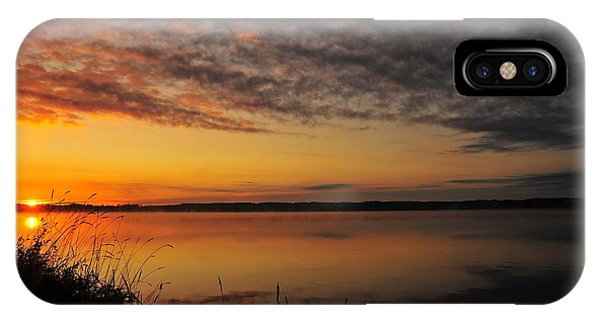 Waterfront Dawn IPhone Case
