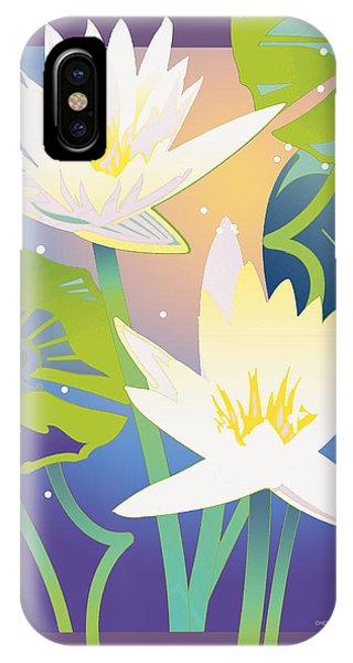 Waterglow IPhone Case