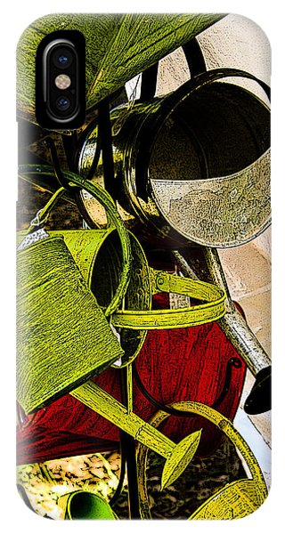 Watering Cans IPhone Case