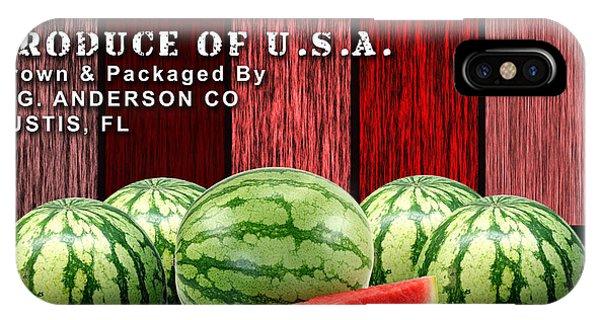 Watermelon Farm IPhone Case