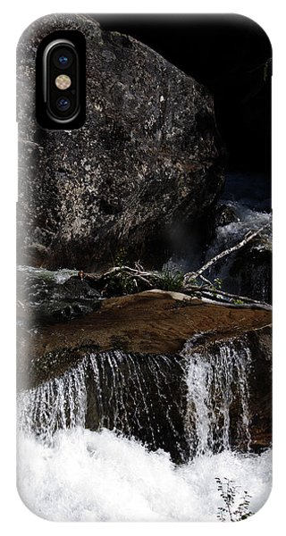 Water's Flow IPhone Case