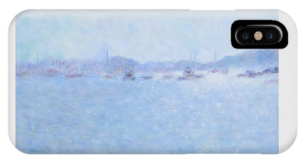 Waterway Of Beautiful France IPhone Case