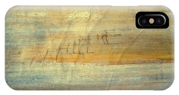 Waterworld #1267 IPhone Case