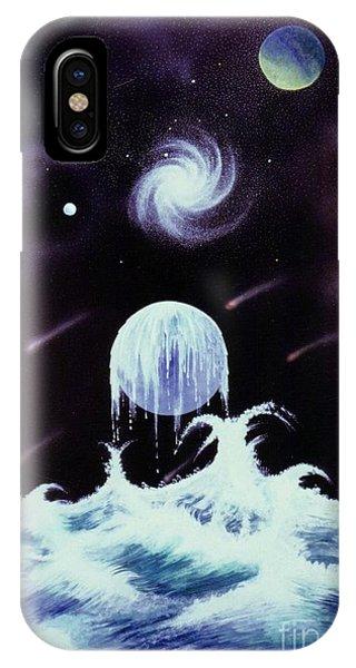 Waterworld II IPhone Case