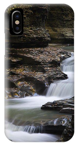 Watkins Glen State Park IPhone Case