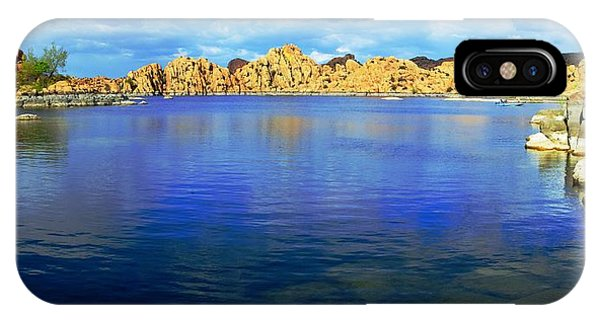 Watson Lake #2 IPhone Case
