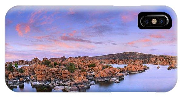Watson Lake In Prescott - Arizona IPhone Case