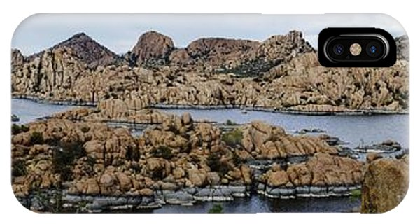 Watson Lake IPhone Case