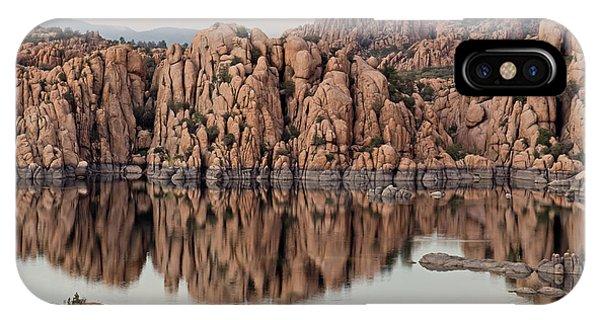 Watson Lake Tranquility IPhone Case