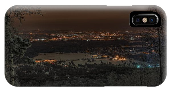 Wausau From On High IPhone Case