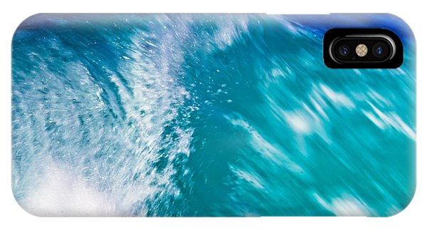 Wave 01 IPhone Case