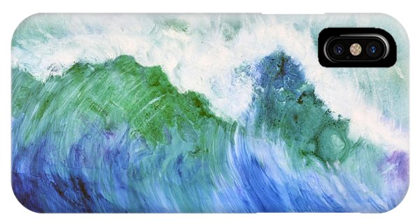 Wave Dream IPhone Case