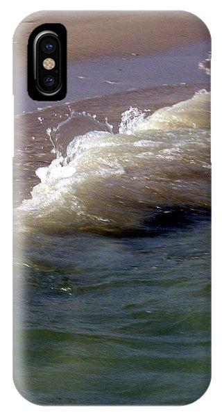 Wave Flowing Phone Case by Jack Adams