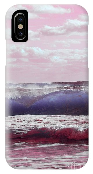 Wave Formation 2 IPhone Case