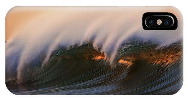 Wave  Mg6894a IPhone Case