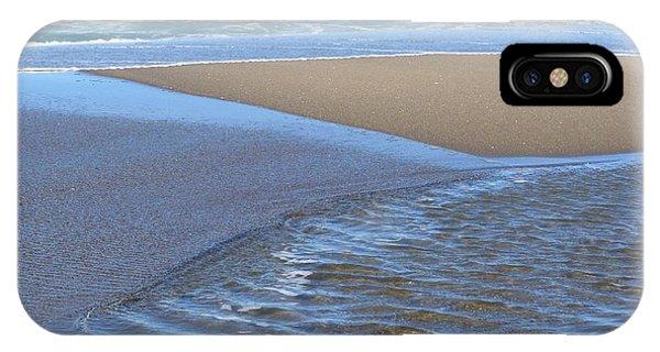 Wave Patterns IPhone Case