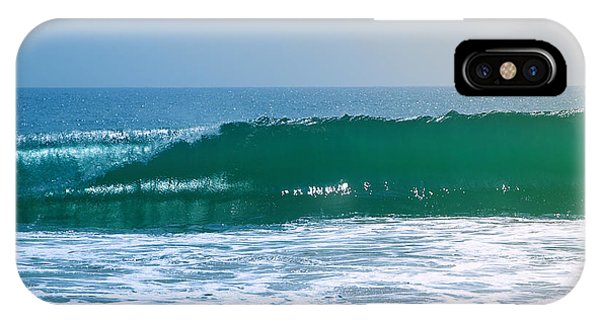 Tropes iPhone Case - Wave by Gina Koch
