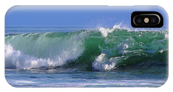 Wave Study 97 IPhone Case