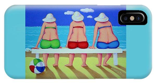 Wave Watch - Beach IPhone Case