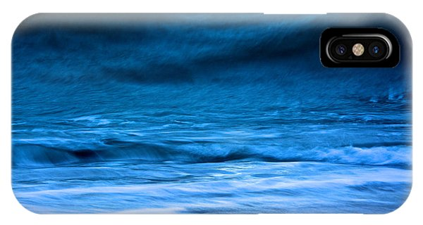 Waves Phone Case by Kathi Isserman