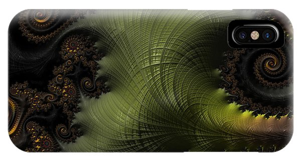 Waves Of Resonance IPhone Case