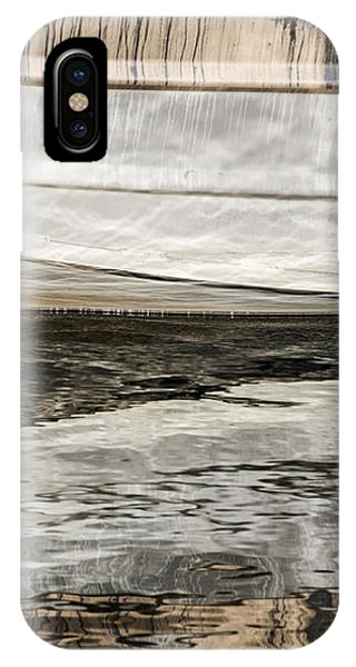 Wavy Reflections IPhone Case