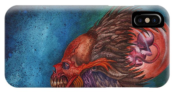 We Breed Monsters IPhone Case