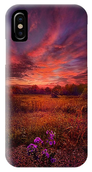 We Find Our Own Story IPhone Case