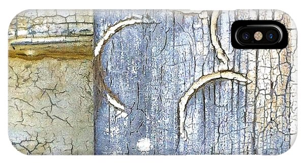 Nature iPhone Case - Weathered by Julie Gebhardt