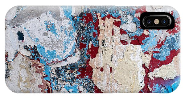Weathered Wall 02 IPhone Case