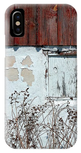 Weathered Window IPhone Case