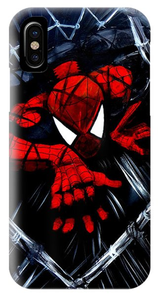 Web Crawler IPhone Case