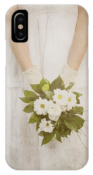 Wedding Bouquet IPhone Case
