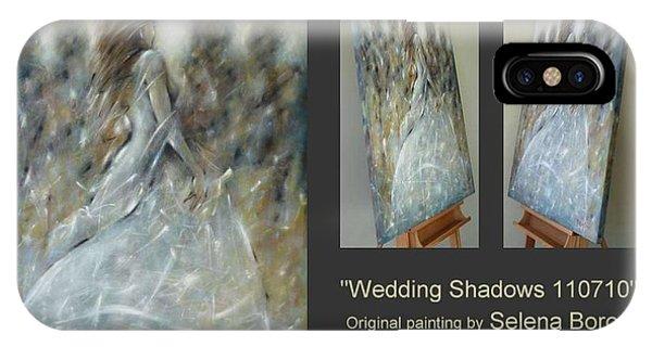 Wedding Shadows 110710 IPhone Case