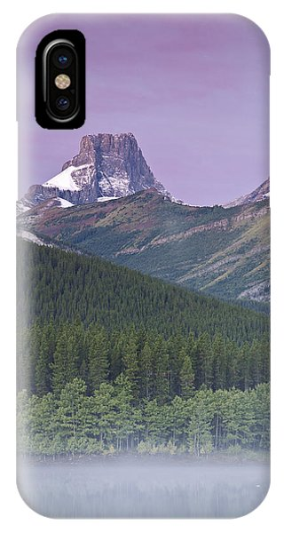 Wedge Pond And The Fortress IPhone Case