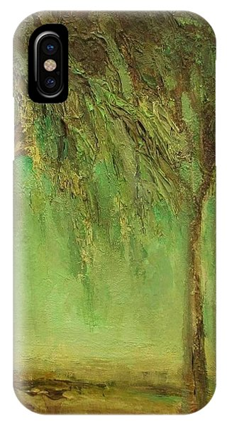 Weeping Willow IPhone Case