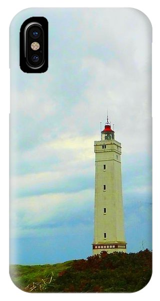 iPhone Case - Wegweiser by Peter Norden