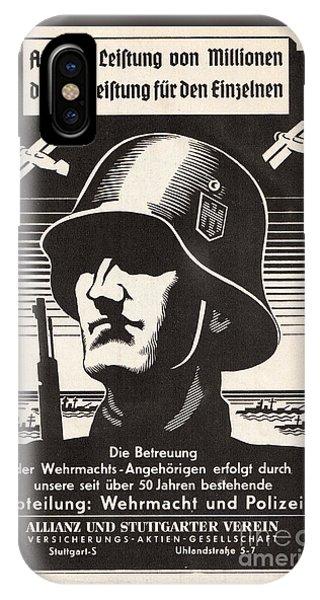 Wehrmacht IPhone Case