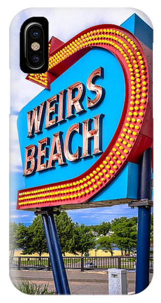 Weirs Beach IPhone Case